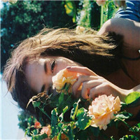 鲜花和女生更配哟 清新森系花朵美