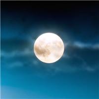海上升明月 意境风景月亮头像