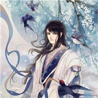 我一剑逍遥江湖 手绘古风意境帅哥